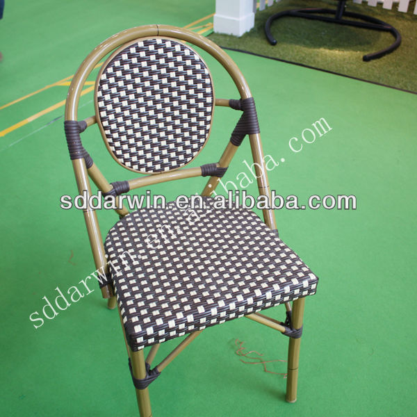 Patio pvc bamboo liko of chair DW-ACwmm4)