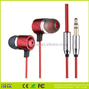 shenzhen beautiful handsfree earphone for girls