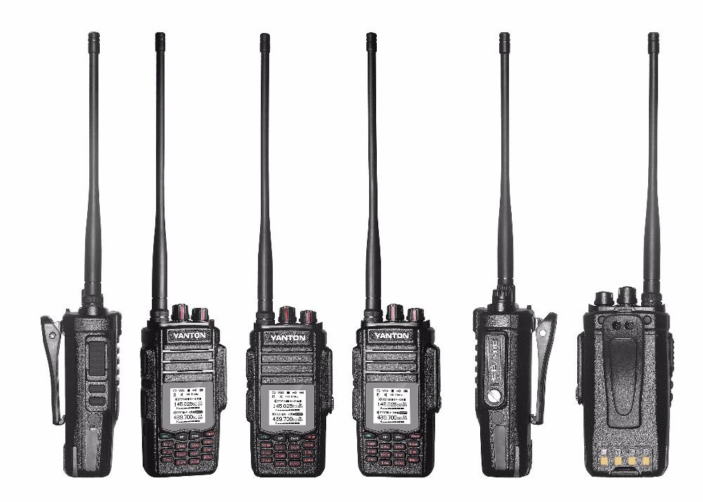 dual band telecommunications equipment