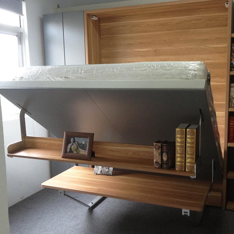 neuesten doppelt pull down bett mordern klappbett 12005. Black Bedroom Furniture Sets. Home Design Ideas