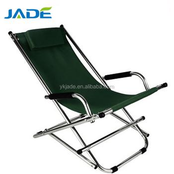 silla mecedora de playa