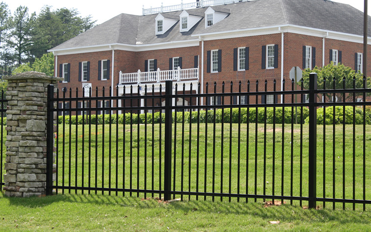 Cheap Wrought Iron Fence Panels For Sale Buy Iron Fence