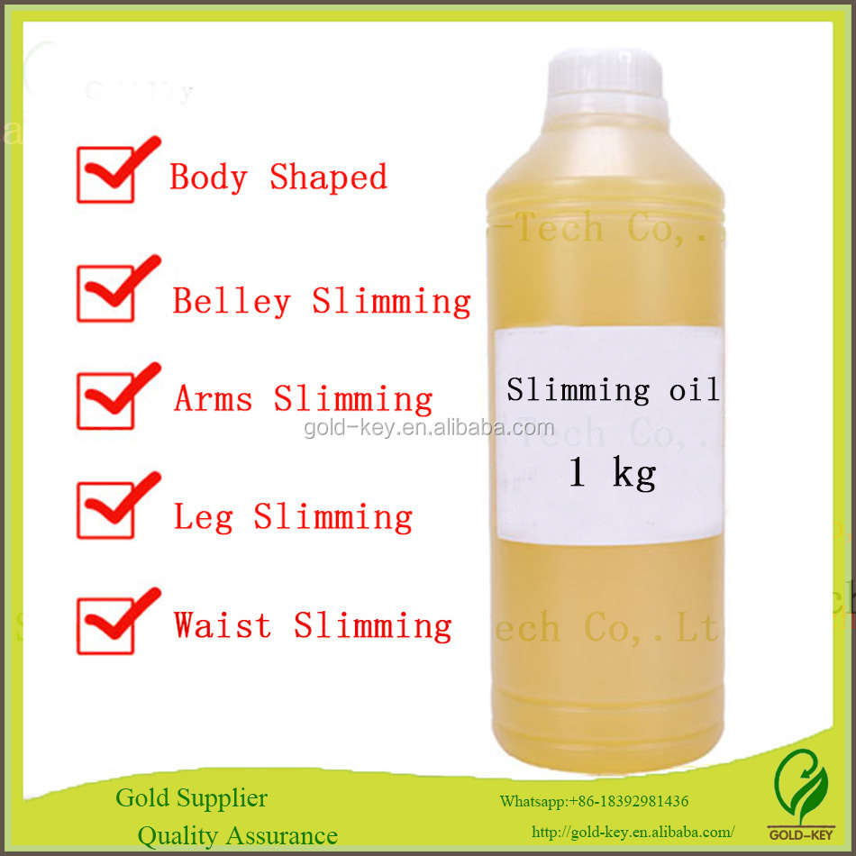 Private Label Natural Herb Body Slimming Essential Oil