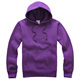 Wholesale low moq two tone hoodies plain organic cotton pullover With Cheap Prices