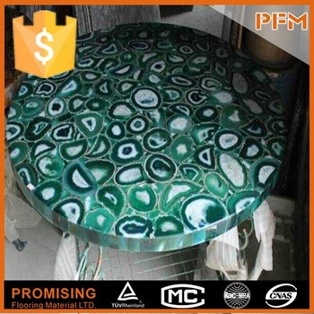Por Style Tile Top Coffee Table Stone Dining Tables