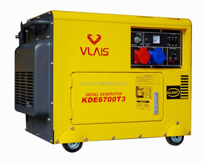 5kva silent diesel 3 phase generator price in india