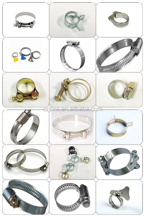 Rubber Lined P Clips Rubber Pipe Clamps R Types Of Hose Clamps Pipe