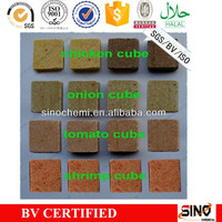 Halal certified Most Popular in africa market 8g bouillon cube Beef/chicken seasoning flavour Bouillon Cube