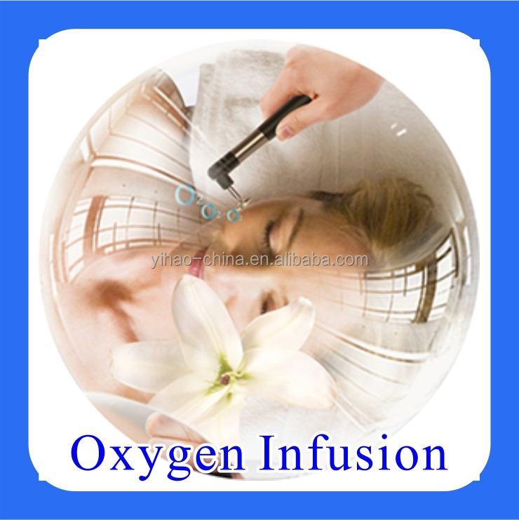 Ihg882a Ozone Therapy Oxigen Facial Machine With