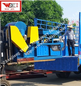 Exported Africa Sisal Hemp Pineapple Fiber Agave Decorticator/ Fiber Extracting Machine