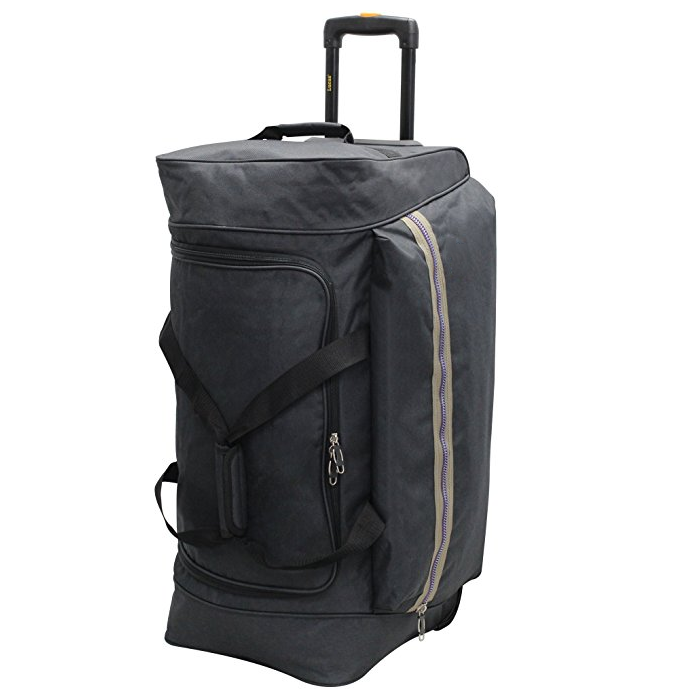 Luggage Wheeled Duffel Travel Gear Rolling Bag