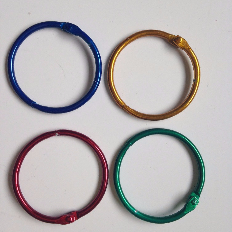 Colored Book Rings, Colored Book Rings Suppliers and Manufacturers ...