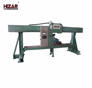 HIZAR HYG4A Automatic granite stone cutting and polishing machine