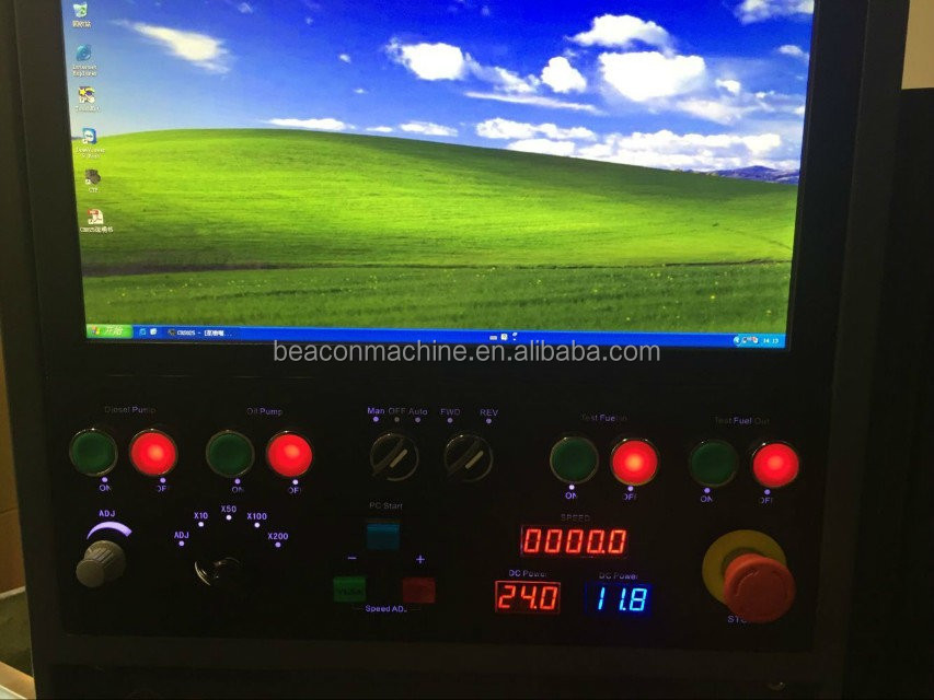 Diesel Fuel Injection Pump Test Bench Bc-cr825 Common Rail Test Simulator  Include Heui Test Function - Buy Common Rail Test Simulator,Common Rail