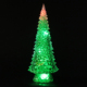 korean table top light up decoration christmas tree