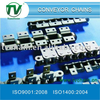 Roller Chain With K1,K2 Attachment Chain - Buy Roller Chain With K1  Attachments,Special Chains With Attachment,Conveyor Chain Attachments  Product on