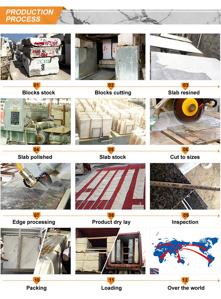prix du marbre en tunisie/guangxi white marble tiles for floor