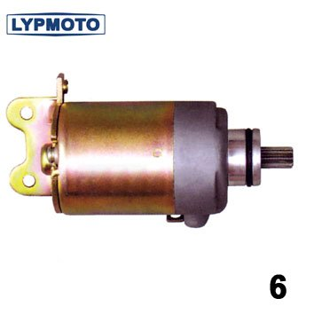 Motorcycle Starter Motor CH125
