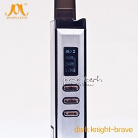 China Wholesale Vaporizer Pen,Wholesale Dry Herb Vaporizer Pen,High Quality Wholesale Wax Vaporizer Pen Dark Knight Brave