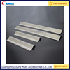 For Hilux Vigo 2012 Auto Door Staniless Steel Door Sill for Exterior Accessories Auto Door Sill