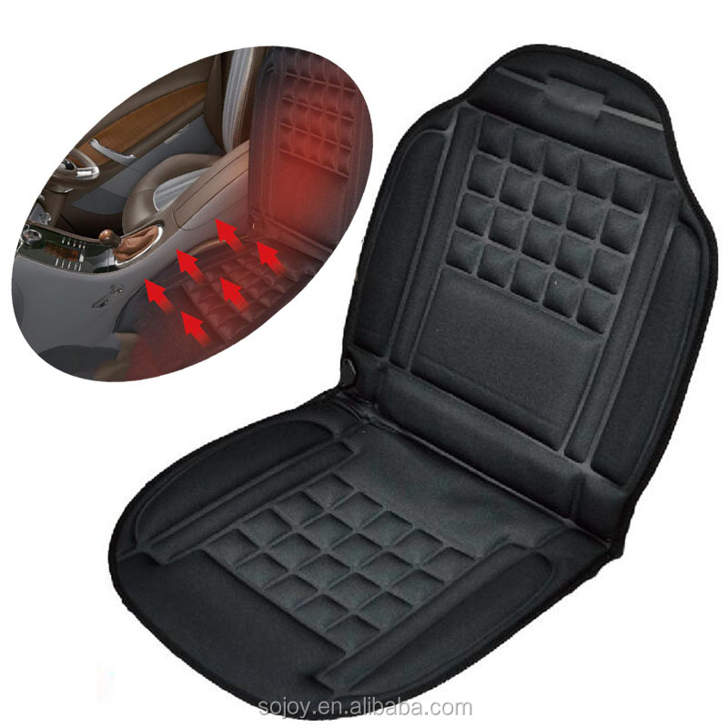 Universal 12v Thickening Heated Car Seat Heater Heated