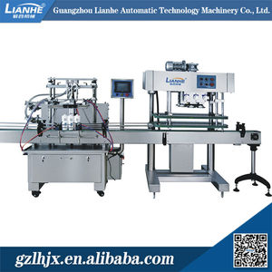 High Performance Cost Ratio of automatic liquid glue filling machine
