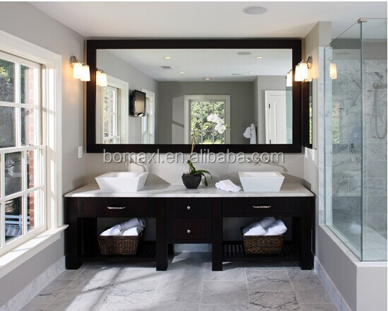 custom hotel bathroom vanities set with marble top and vessel sinks buy hotel bathroom