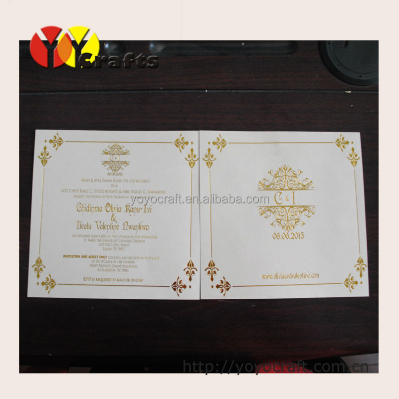 tombstone unveiling invitation cards with silver color