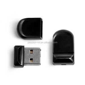 USB Flash Drive Mini Black thumb drive 4GB 8GB 16GB 32GB Cute Pendrive USB 2.0 Pen Drive Mini U Disk Memory Stick