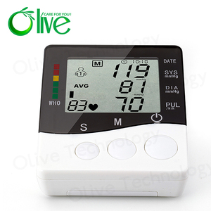 arm type automatic blood pressure monitor machine