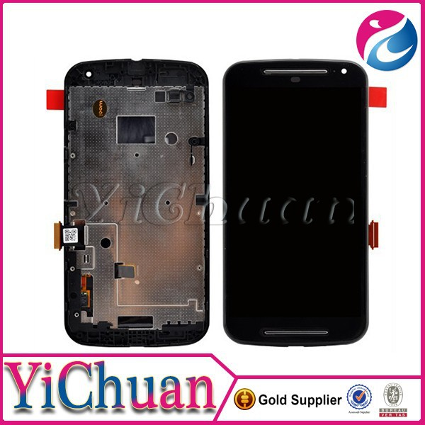 For Motorola Moto G2 G 2 XT1063 XT1064 XT1068 LCD Screen Display + Digitizer Touch