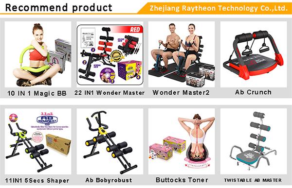 คุณภาพสูงพอดีอุปกรณ์ home gym ในร่มกีฬา abs workout machine