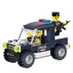 WANGE Baby's Police Mini Car wholesale Online interesting block toy