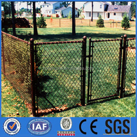 From China protection chain link fence prices home depot