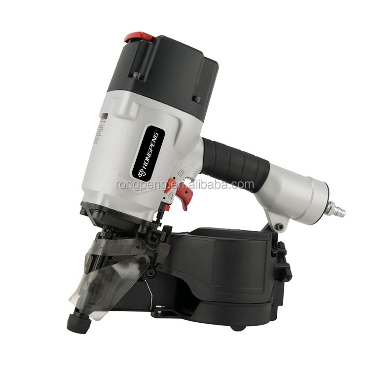 Roof Decking RongPeng Tools CN90RN Coil nailer for Industrial use