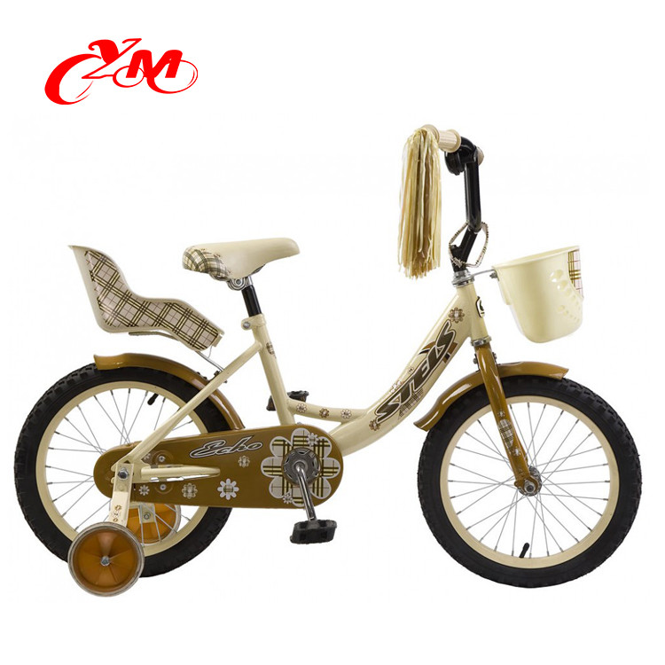 Popular 16 Inch Girl Bicycle In Russia Market Baby Bike Doll