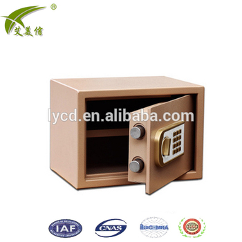 Hotel Home Furniture High Quality Safe Box Metal Jewelry Safe Locker