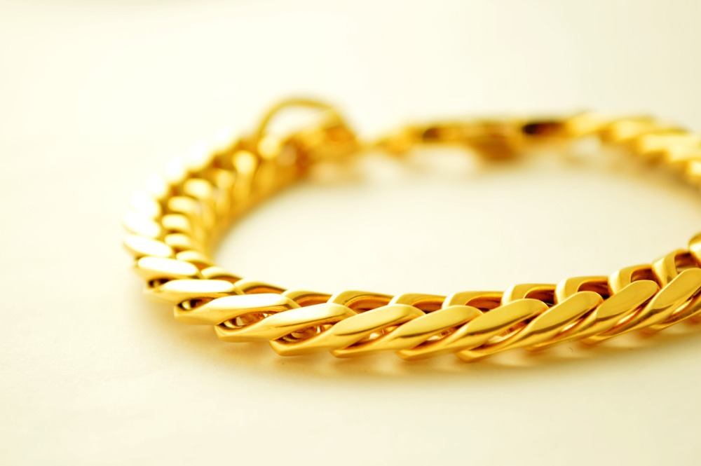 Gold Bracelets Men - The Best Bracelet 2017