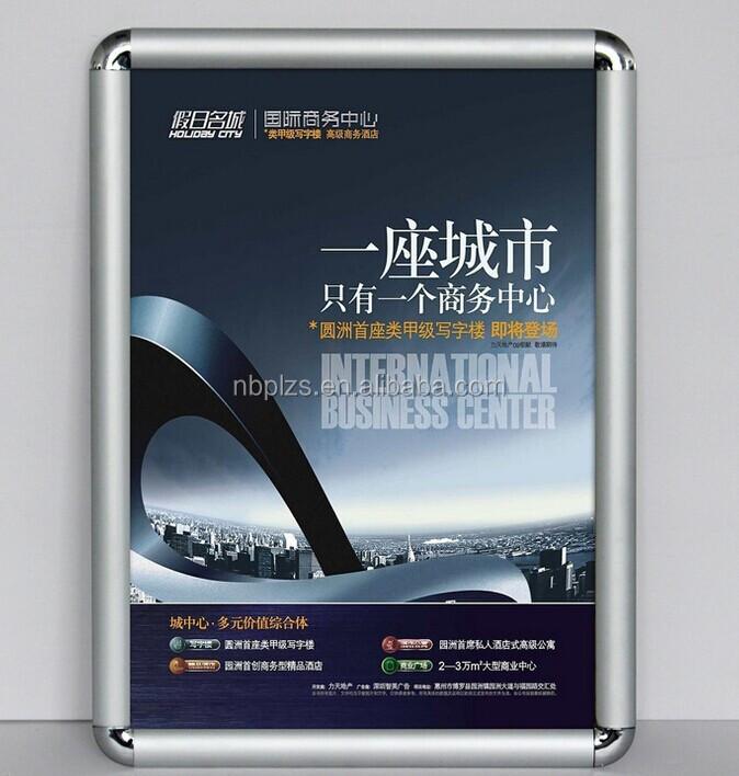 Poster marcos de aluminio 20x30, Marco rápido con Click, Marcos ...