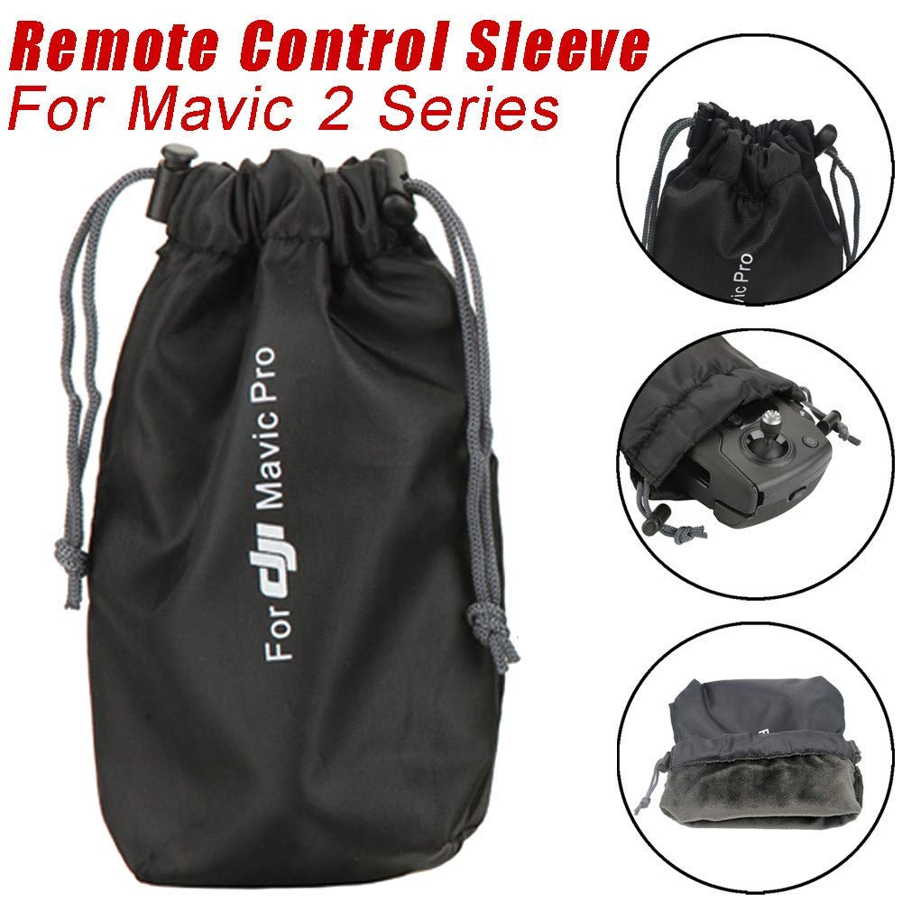 Gbell 1Pcs Waterproof Bag Storage Drone Body/Remote Control/Battery Bag, Carrying Aircraft Or Remote Control Or Battery Sleeve for DJI Mavic 2 Drone, Drone Accessories