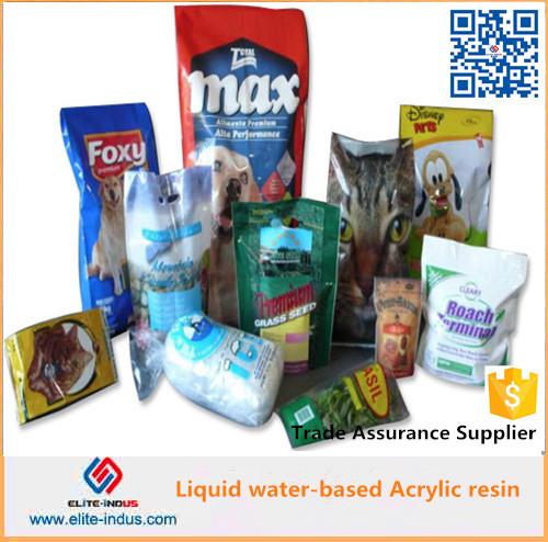 Liquid water based Acrylic resin - Buy Product on Anhui Elite