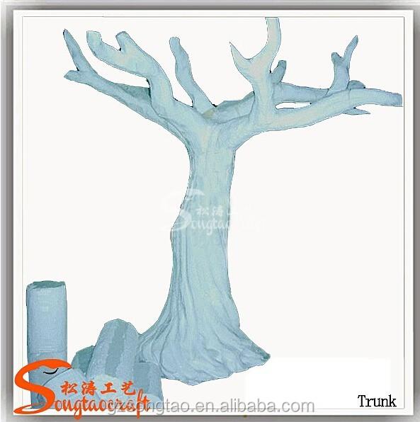 Guangzhou usine prix arbres artificiels tronc d coration for Arbres en plastique artificiels