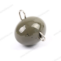 Wholesale fishing tungsten cheburashka sinker