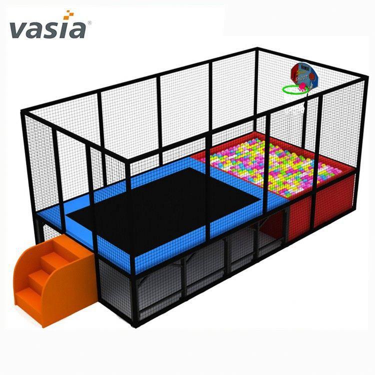 2020 Vasia חמה גבוהה התעמלות מלבני זול גדול מקורה טרמפולינות פרק למכירה