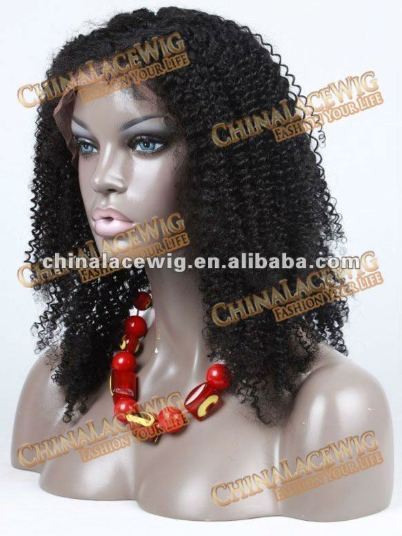 double drawn full lace wig