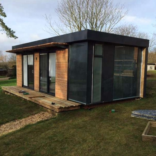 Foldable Container House Porta Cabin Coffee Shop View Cosmetic Shop Hege Product Details From Foshan Hege Steel Modular Housing Co Ltd On Alibaba Com
