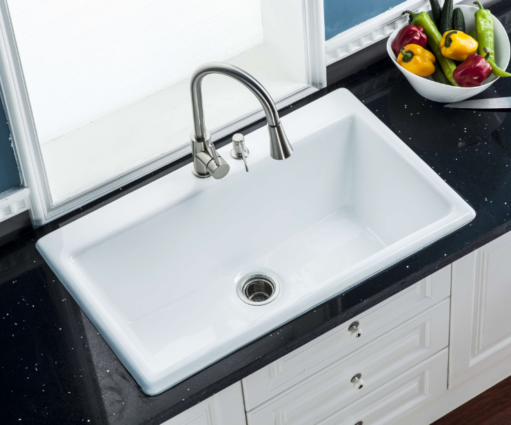 kitchen sinks wholesale innovative products 2017 koher style cast iron 3068