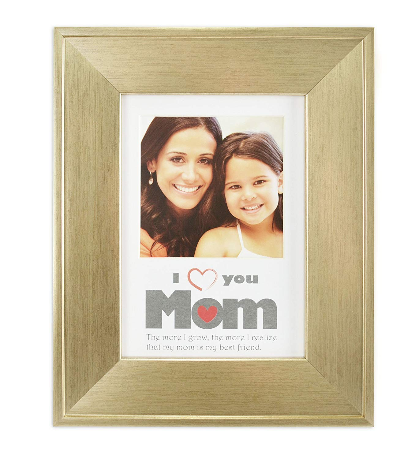 21ae4fddef82 Get Quotations · Golden State Art I Love Mom Frame Collection