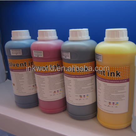 China Factory sell Eco solvent ink for mootooh MT-26/MT-32 with DX5 head