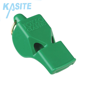 Free Sample Available Toy Flat Fashion Fox Cheap Plastic Whistle